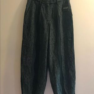 Sz8 Animale wide leg pants